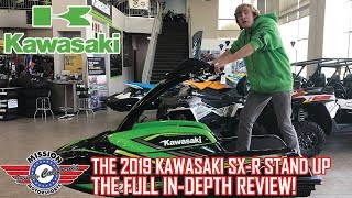 10. FULL REVIEW: Kawasaki 2019 SXR Stand Up Jetski