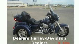 2. 2009 Harley-Davidson Tri Glide Ultra Classic - Review & Info
