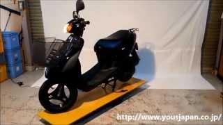大型回転テーブル 50ccバイク(ACアダプター)