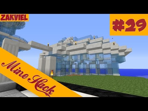 Майнхак - Эпизод 29: Порт Будущего!