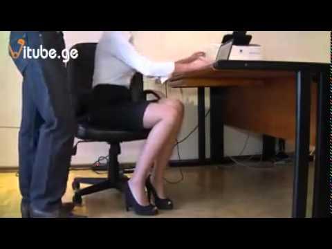 Секс видео босса и секретарши