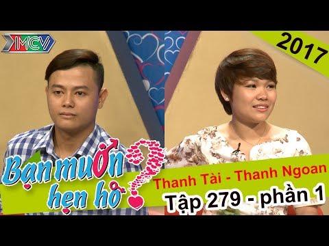 Bạn Muốn Hẹn Hò Tập 279 Chàng trai gây ấn tượng với bạn gái nhờ hát rap Lý Cây Bông