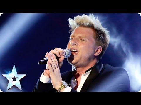 Listen to Andrew Derbyshire | Britain's Got Talent 2014