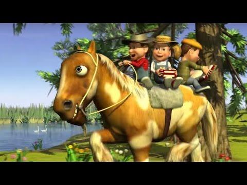My Draft Horse - Kids Songs & Nursery Rhymes