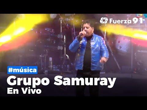 Grupo Samuray En Vivo - Concierto Completo