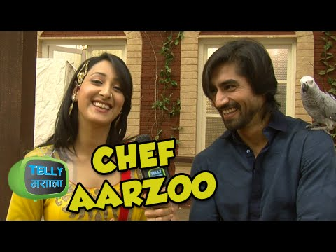 Aarzoo Makes Maggie For Sahir In Humsafars | Sony