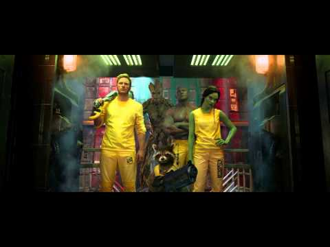 Guardians of the Galaxy (TV Spot 1)