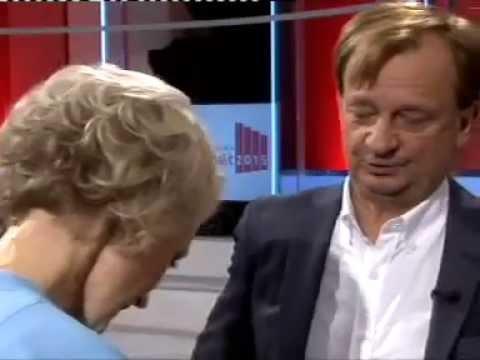 Vaalitentti 2015 Harkimo ja Vanhanen tekijä: Bordelli Härdelli