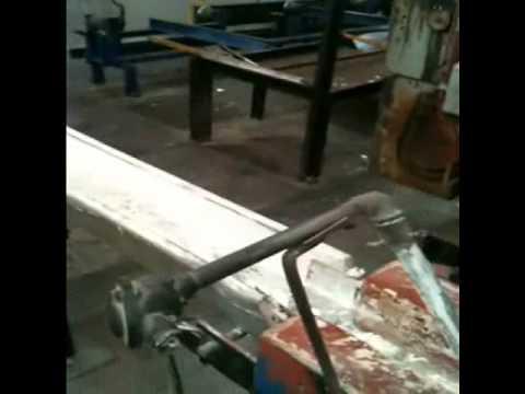 Planta Recuperación Aluminio Tochos Extrusión