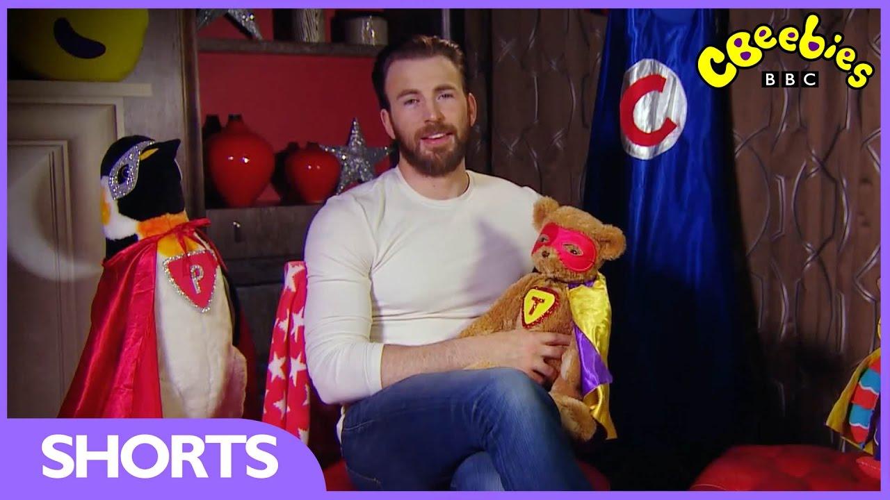Chris Evans CBeebies Bedtime Story teaser