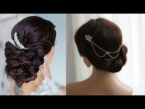 Hairstyles for short hair - Simple Hairstyle For Girl For Everyday   Part 4