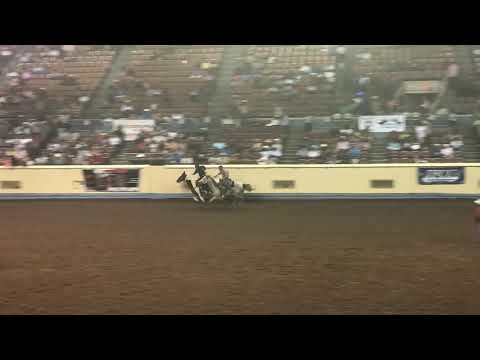 Cowboys Of Color Rodeo 2018 Pony Express Championship Race