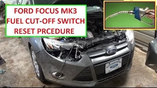 Nonton Fuel Cut Off Switch Reset Ford Focus MK3. Shut Off Switch 2011 2012 2013 2014 2015 2016 Film Subtitle Indonesia Streaming Movie Download