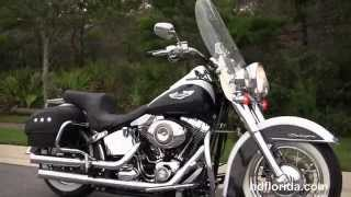 1. Used 2008 Harley Davidson Softail Deluxe Motorcycles for sale