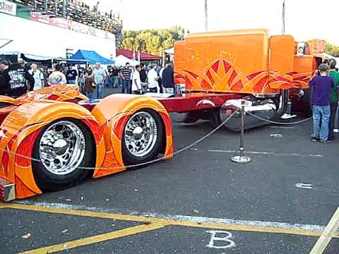big truck big system