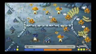 Mushroom Wars Replay