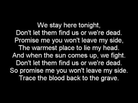 Escape The Fate - The Guillotine