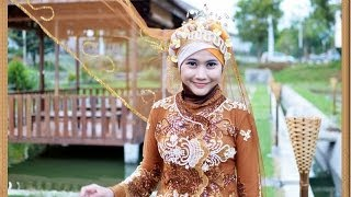 DIY Hijab Paris For Wedding, Party And Graduation By Didowardah