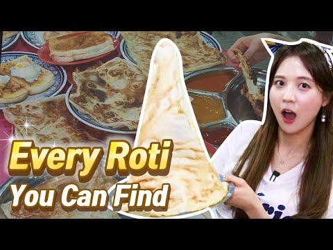 Orang Korea mencuba semua Roti! [Semua Dalam Menu EP06]