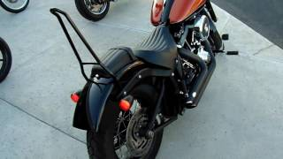 8. 2011 Harley-Davidson FXS Blackline- Buddy Stubbs Anthem