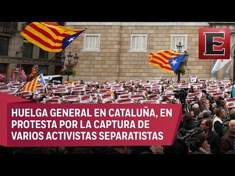 Tribunal Constitucional español anula declaración de independencia de Cataluña