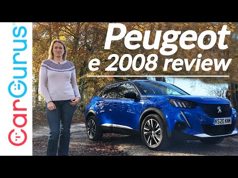 Peugeot e 2008 (2020) Review: Is this the best small electric SUV? | CarGurus UK