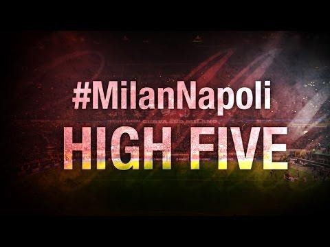 High Five #MilanNapoli