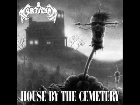 Mortician - House by the Cemetery online metal music video by MORTICIAN