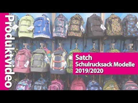 Satch Schulrucksäcke Modelle 2017/18 im direkten Vergleich