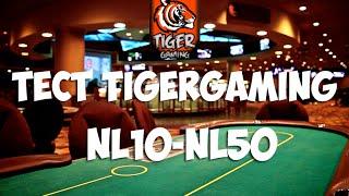 Обзор покеррума TigerGaming