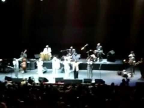 Orquesta Buena Vista Social Club recital completo Luna Park 2011 (видео)