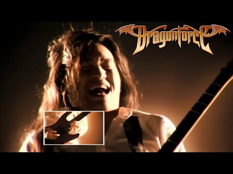 Dragonforce – Through The Fire And Flames (Video)