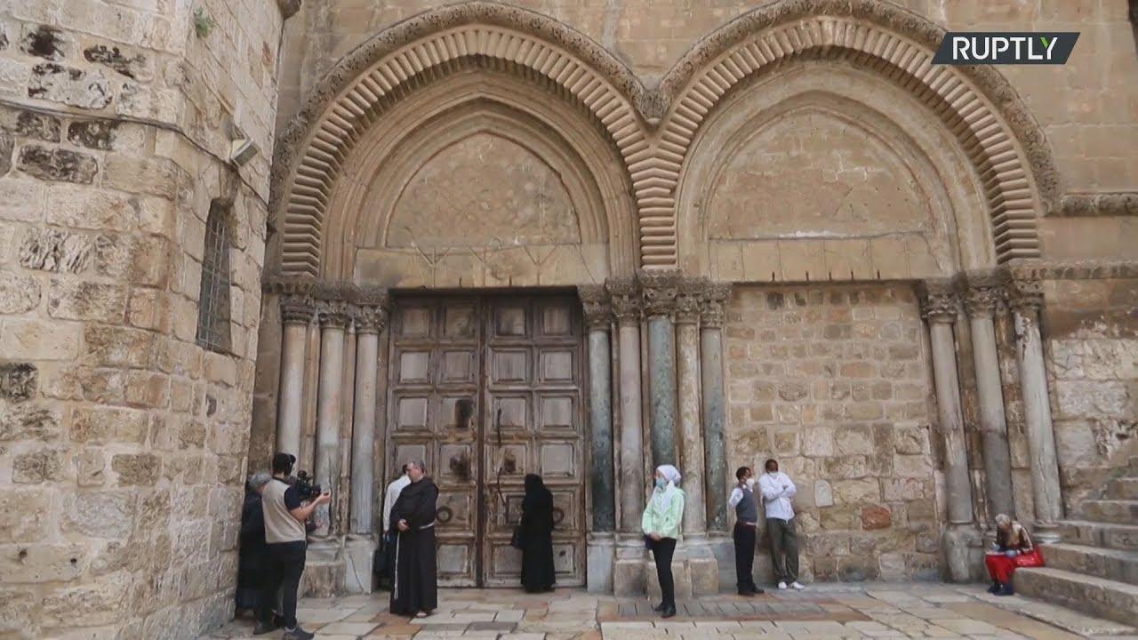 Η Εκκλησία του Αγίου Τάφου ανοίγει ξανά μετά από 60 ημέρες
