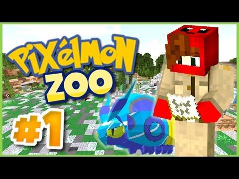 Pixelmon Zoo Season 2 ► NEW ZOO (Minecraft Roleplay) Episode 1