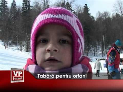 Tabără pentru orfani