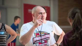 Latvia Basketball Camp - 2011 - Day 2