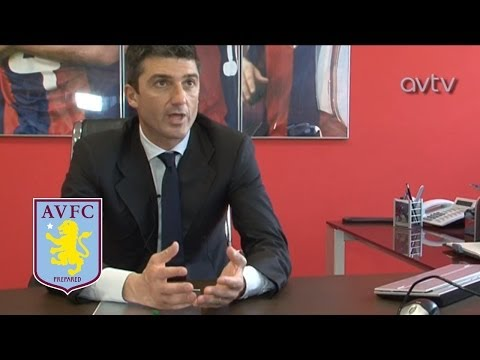 Aston Villa Kit 2012/13 - Behind the scenes at Macron