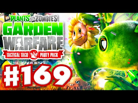 Plants vs. Zombies: Garden Warfare - Gameplay Walkthrough Part 169 - Ashley and Mac (PC)