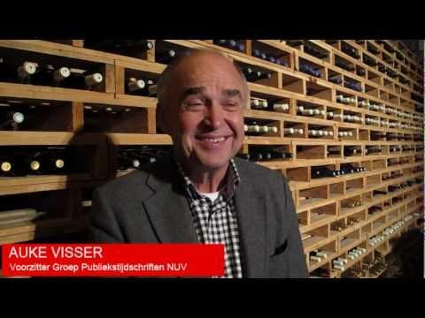Auke Visser, reageert op de Top 100 Publieksbladen