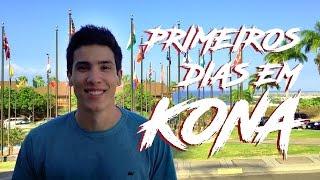 MEUS PRIMEIROS DIAS NA JOCUM // MY FIRST DAYS IN YWAM