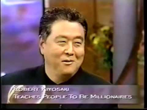 Robert Kiyosaki on Oprah || Shares his Money Secrets