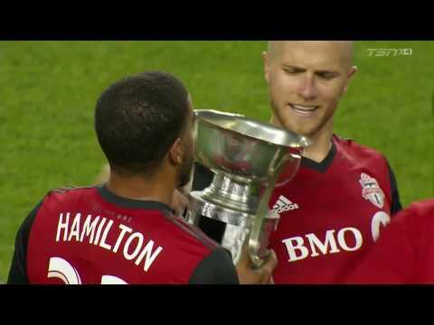 Video: Match Highlights: Columbus Crew SC at Toronto FC - May 26, 2017