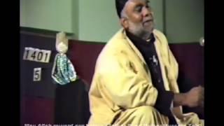 5th Moharram 1980 - Maulana Firoz Haider, 1980
