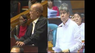 The Duterte administration has no plan of expanding martial law nationwide, Defense Secretary Delfin Lorenzana assured Congress during its the joint special session on Saturday, July 22, 2017.