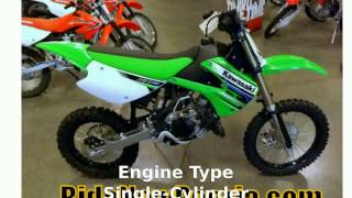 4. 2013 Kawasaki KX 85 Specification and Features [techracers]