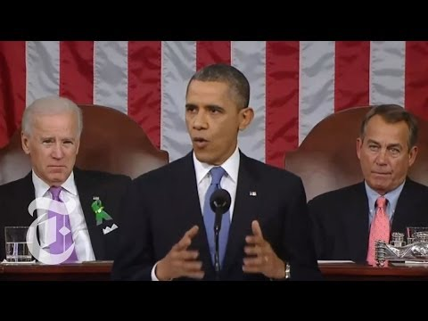 State - State of the Union 2013: President Obama's Speech President Obama delivered his State of the Union address on Tuesday, Feb. 12. Reporters and editors of The ...