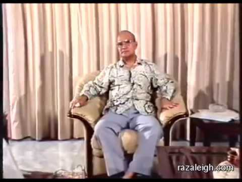 AlMarhum Tun Hussein Onn Pernah Dedahkan Sikap Sebenar Tun Mahathir.