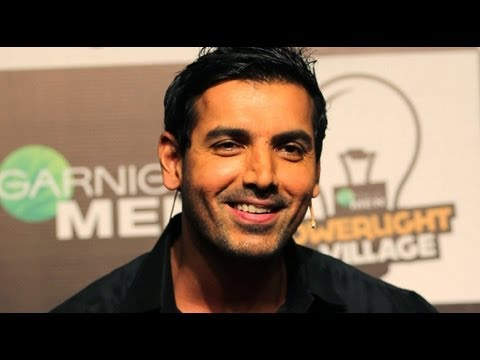 John Abraham Launches 'PowerLight A Village'