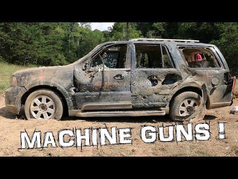 Roanoke,Virginia Machine Gun Shoot 2016