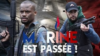 Video MARINE EST PASSÉE ! MP3, 3GP, MP4, WEBM, AVI, FLV Juli 2017